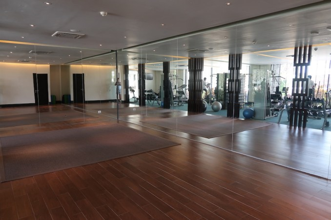BANYAN TREE UNGASAN: SPA - GYM