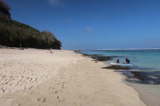 BANYAN TREE UNGASAN: BEACH