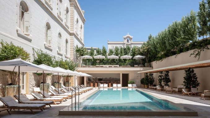 THE JAFFA, A LUXURY COLLECTION HOTEL, ISRAEL