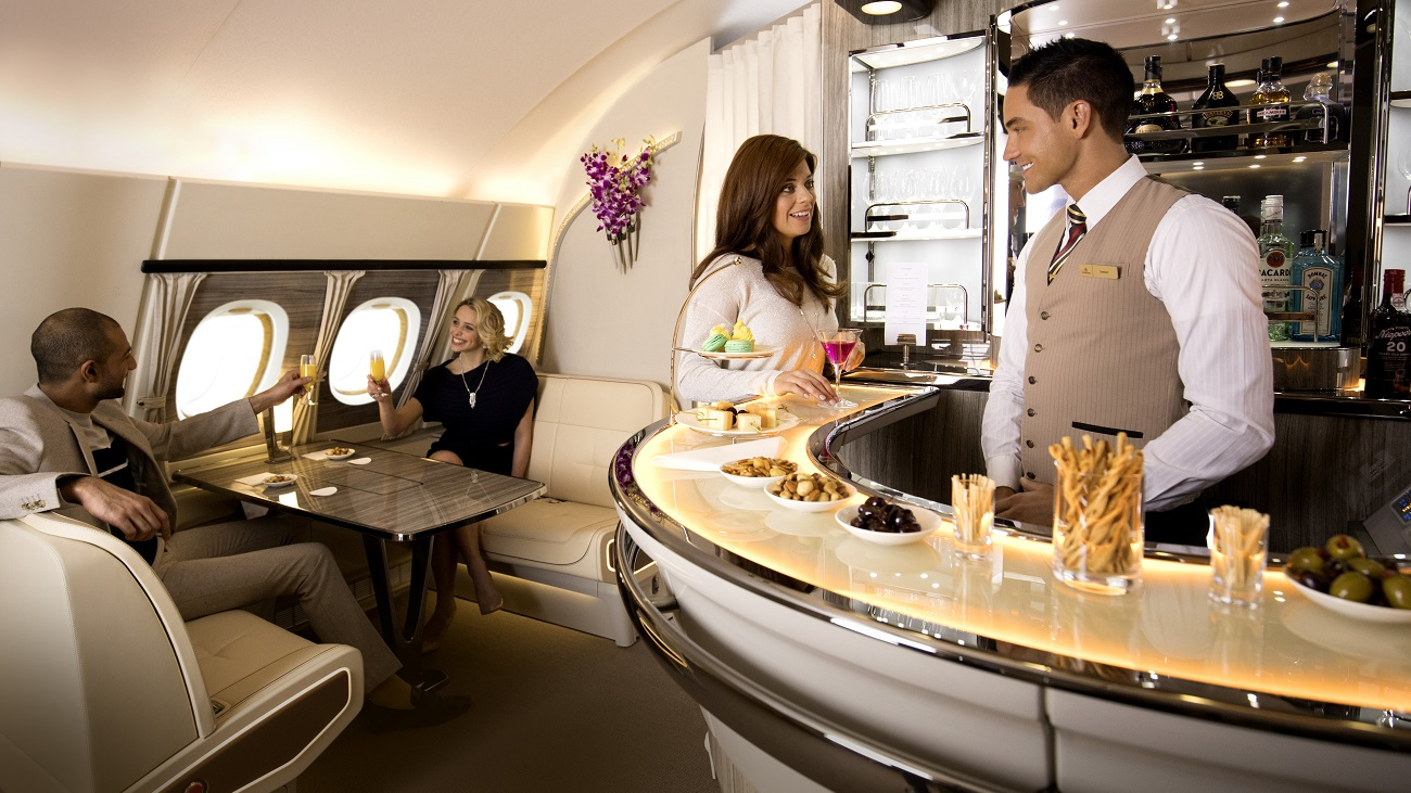 Top 10 Reasons Why Flying Emirates First Class Is An