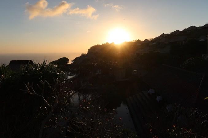BULGARI BALI: SUNSET
