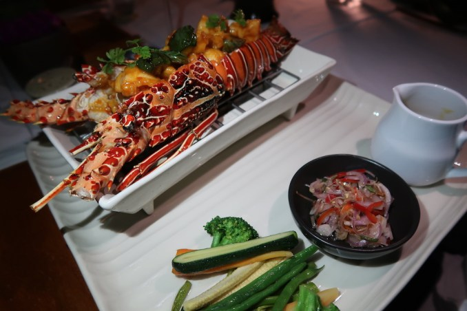 BULGARI BALI: DINNER AT SANGKAR RESTAURANT