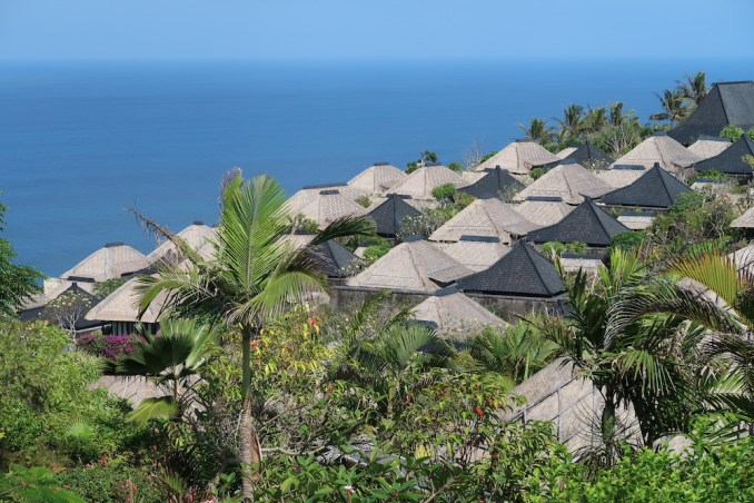 BULGARI BALI: RESORT GROUNDS