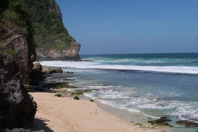 BULGARI BALI: BEACH