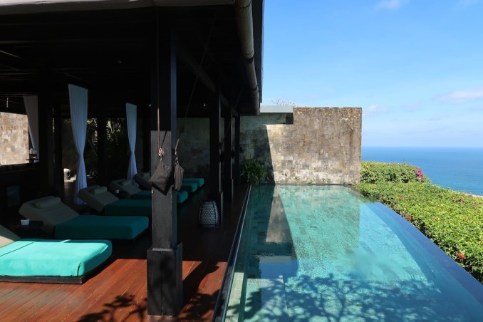 BULGARI BALI: SPA - GARDENS WITH TRANQUILITY POOL