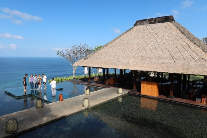BULGARI BALI: REFLECTION POND
