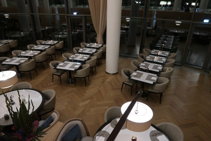 THE FONTENAY HAMBURG: DINNER AT PARKVIEW
