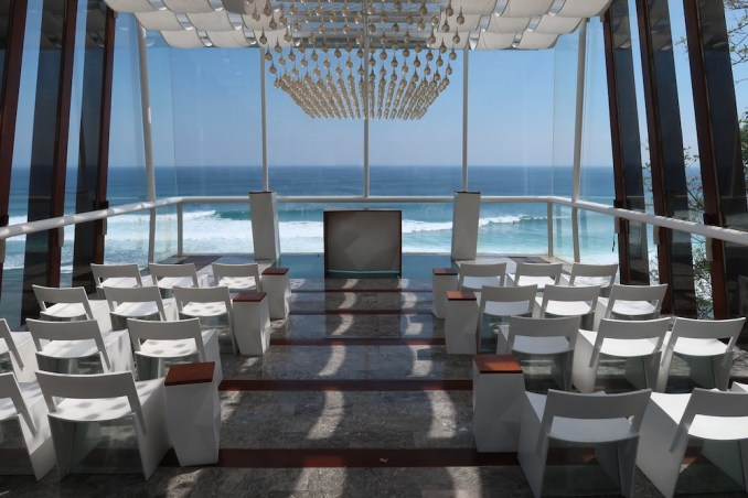 ANANTARA ULUWATU: WEDDING CHAPEL