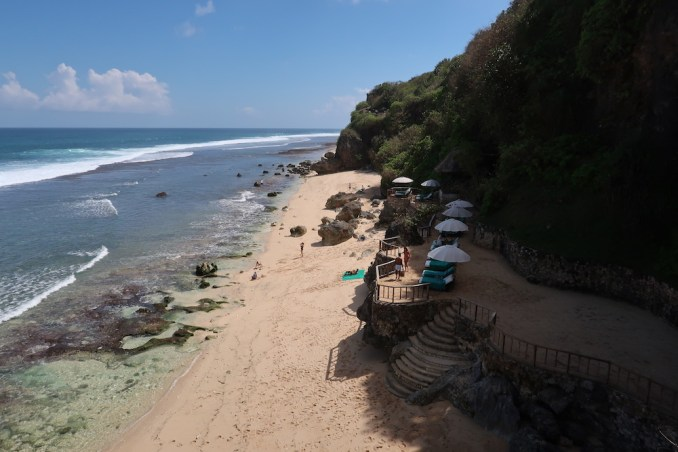 BULGARI BALI: BEACH CLUB