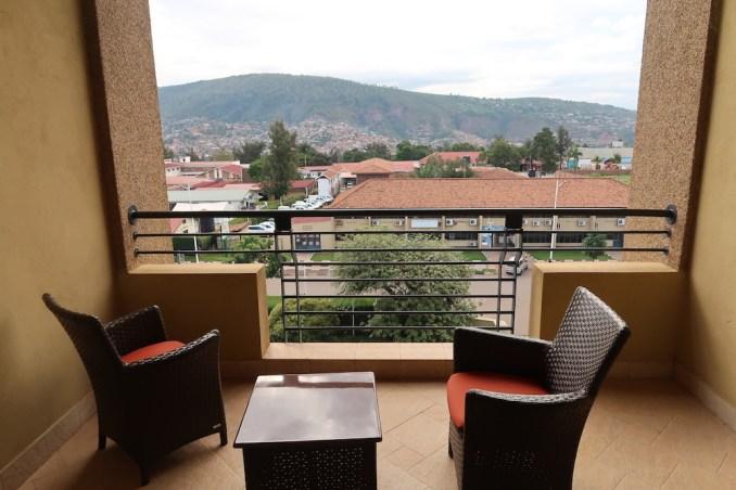 SERENA KIGALI HOTEL: DELUXE ROOM