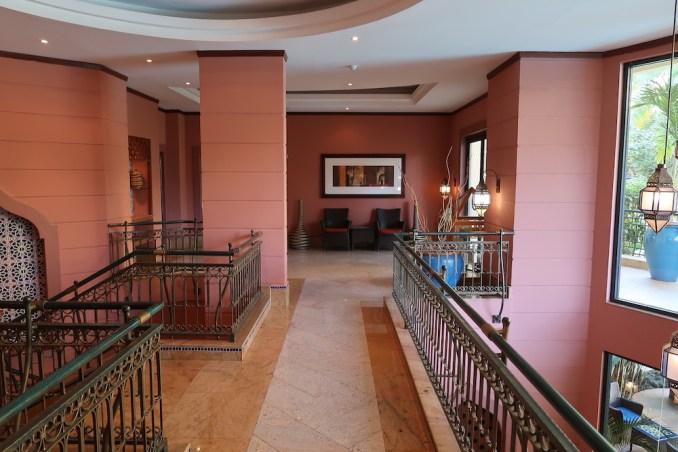 SERENA KIGALI HOTEL: SPA