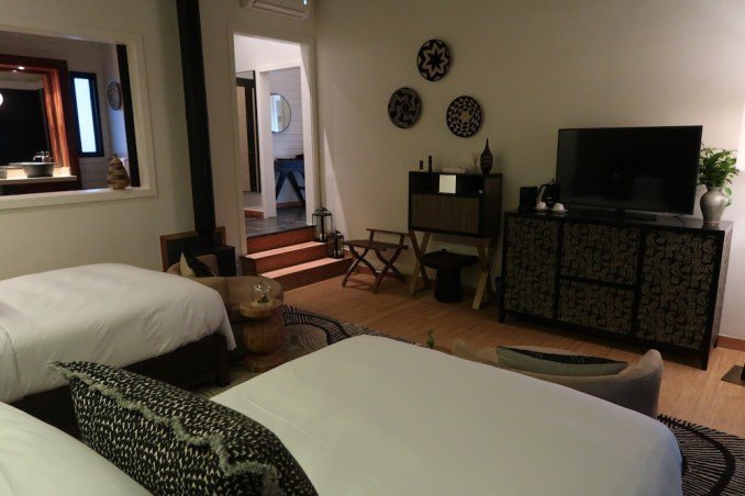 ONE&ONLY NYUNGWE HOUSE: FOREST SUITE - SECOND BEDROOM