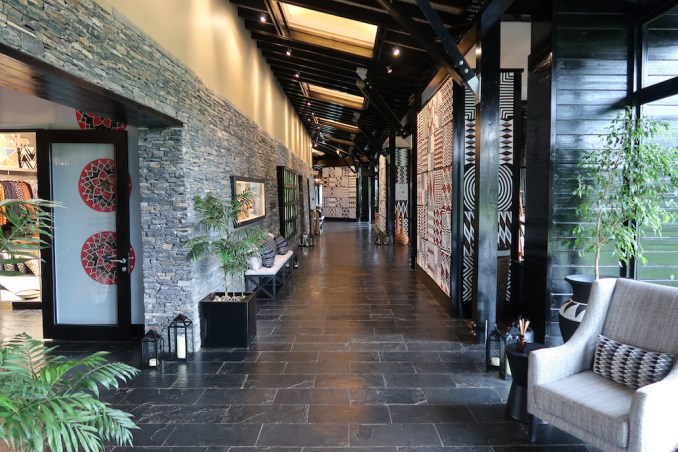 ONE&ONLY NYUNGWE HOUSE: MAIN PAVILION