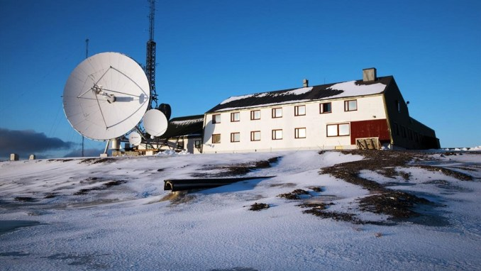 STAY IN THE WORLD'S MOST NORTHERLY BOUTIQUE HOTEL