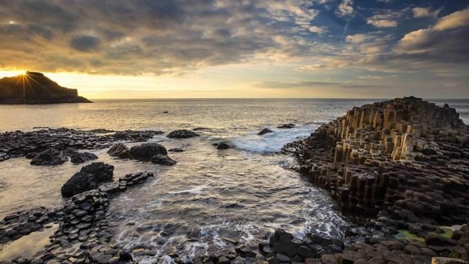 CAUSEWAY COASTAL ROUTE, NORTHERN IRELAND