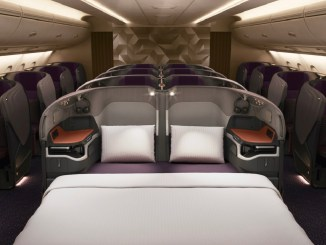 BEST AIRLINES LONGHAUL BUSINESS CLASS