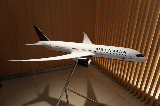 AIR CANADA MAPLE LEAF LOUNGE AT FRANKFURT AIRPORT