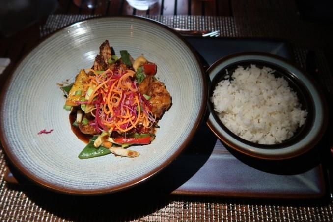 RAFFLES SEYCHELLES: CURIEUSE RESTAURANT (DINNER)