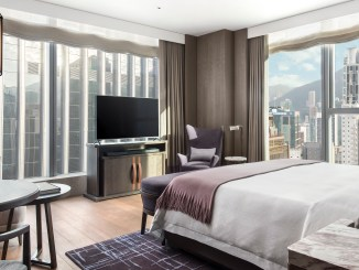 THE ST REGIS HONG KONG IS NOW OPEN