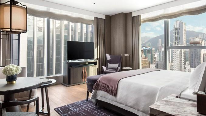 THE ST REGIS HONG KONG IS NOW OPEN