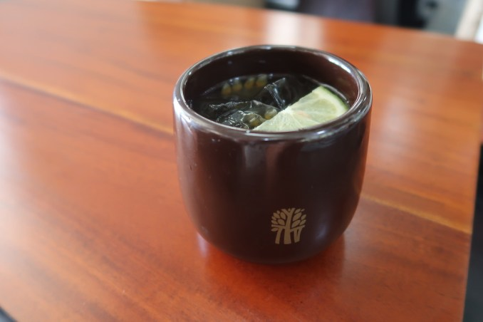 BANYAN TREE SEYCHELLES: WELCOME DRINK