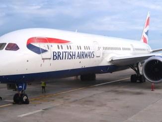 BRITISH AIRWAYS BUSINESS CLASS REVIEW