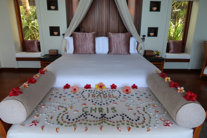 MAIA RESORT SEYCHELLES: VILLA - BEDROOM