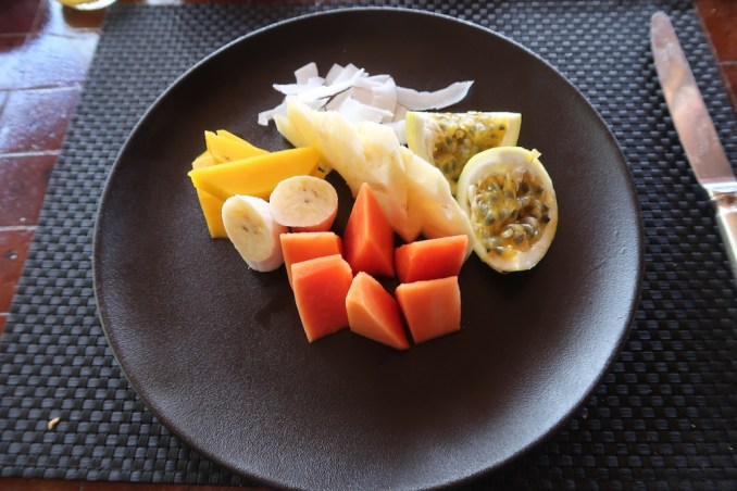 MAIA RESORT SEYCHELLES: BREAKFAST
