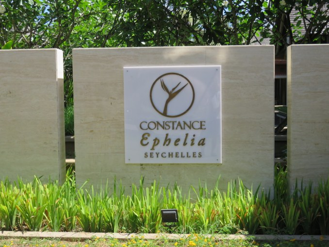 CONSTANCE EPHELIA - RESORT ENTRANCE