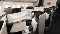 AIR CANADA BUSINESS CLASS B787 DREAMLINER REVIEW TRIP REPORT