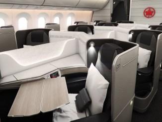 AIR CANADA BUSINESS CLASS B787 DREAMLINER REVIEW TRIP REPORT