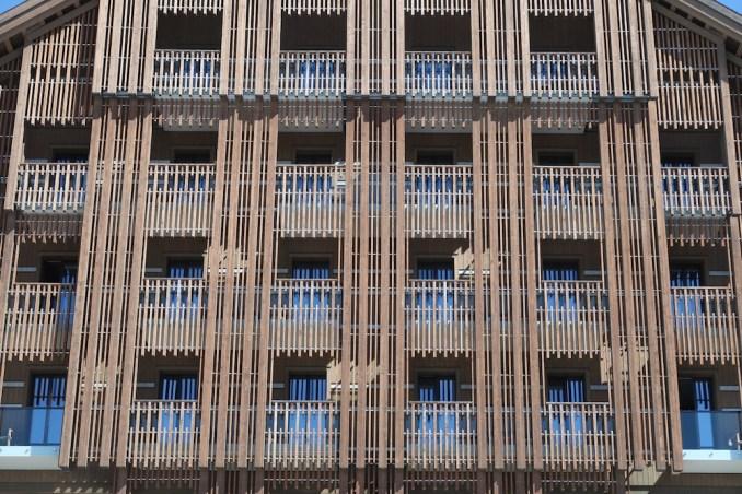 THE CHEDI ANDERMATT: INNER COURTYARD