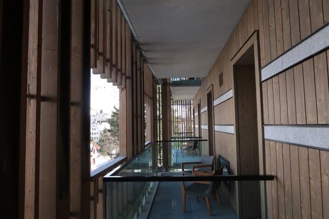 THE CHEDI ANDERMATT: DELUXE ROOM (BALCONY)