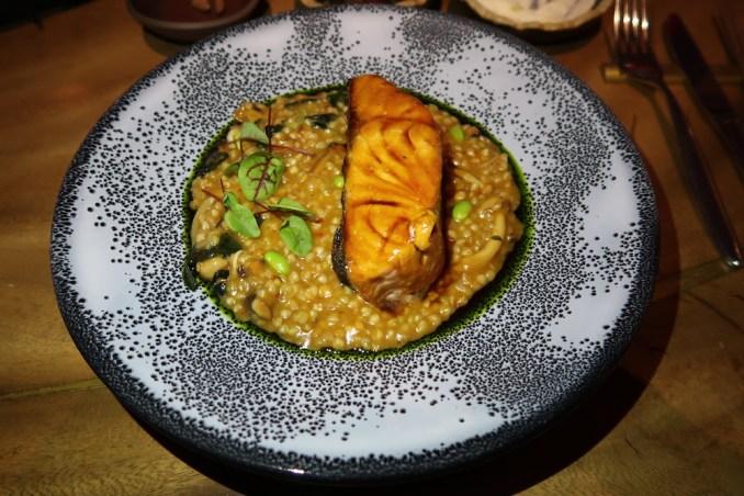 CAVO TAGOO MYKONOS: DINNER