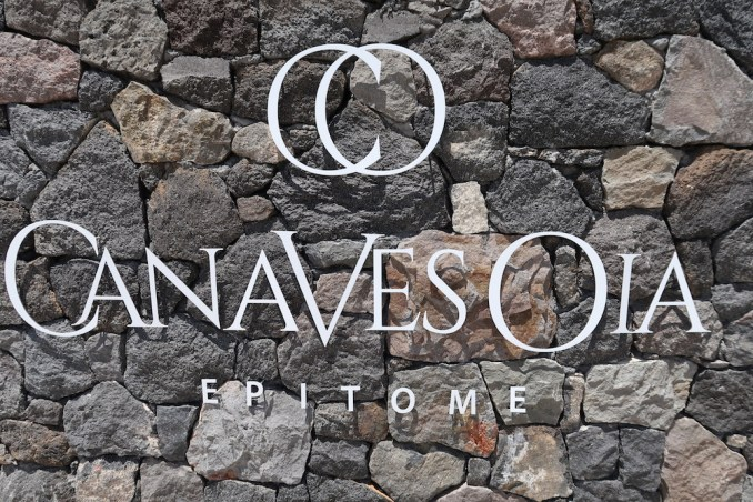 CANAVES OIA EPITOME: ENTRANCE
