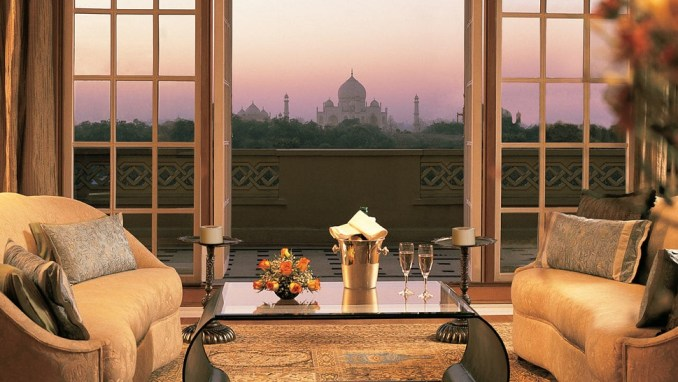 THE OBEROI AMARVILAS