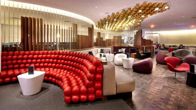 VIRGIN ATLANTIC CLUBHOUSE JFK, NEW YORK