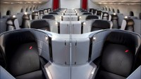 review air france business class boeing 787 dreamliner