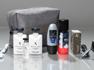 BEST BUSINESS CLASS AMENITY KITS