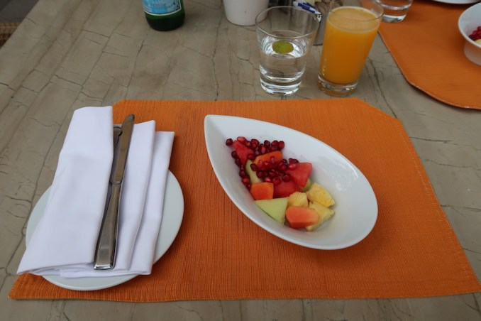 THE LODHI DELHI: BREAKFAST
