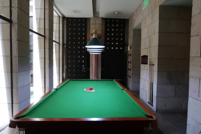 THE LODHI DELHI: GAME ROOM