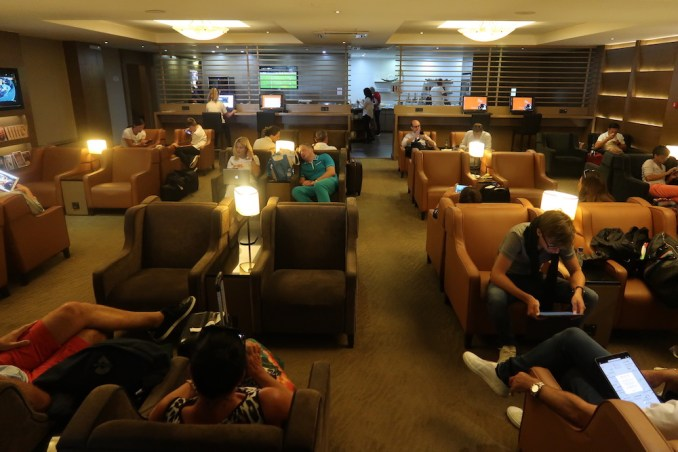 LEELI LOUNGE AT MALE AIRPORT
