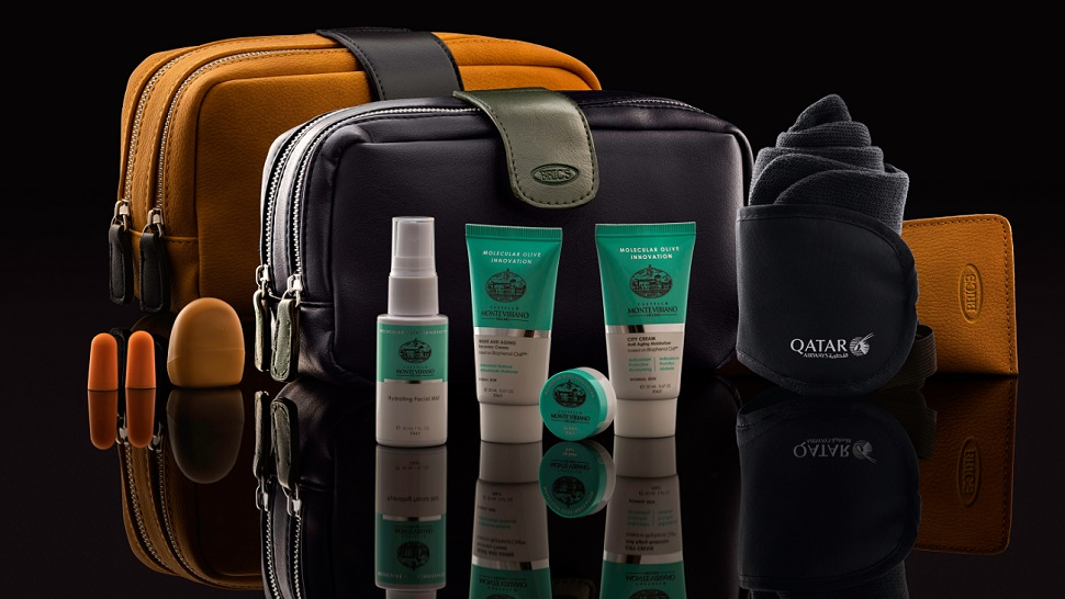 Top 10 best Business Class amenity kits in the skies