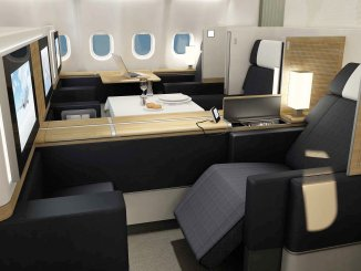 REVIEW SWISS AIRLINES FIRST CLASS