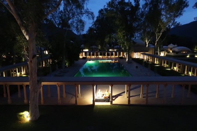 AMANBAGH: PRIVATE DINNER