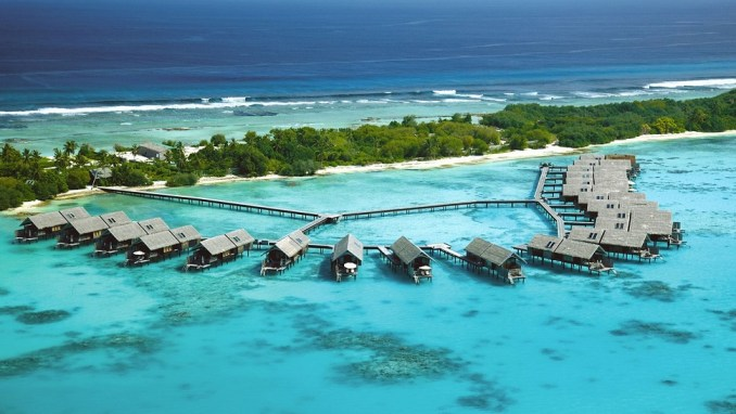 SHANGRI-LA MALDIVES RESORT