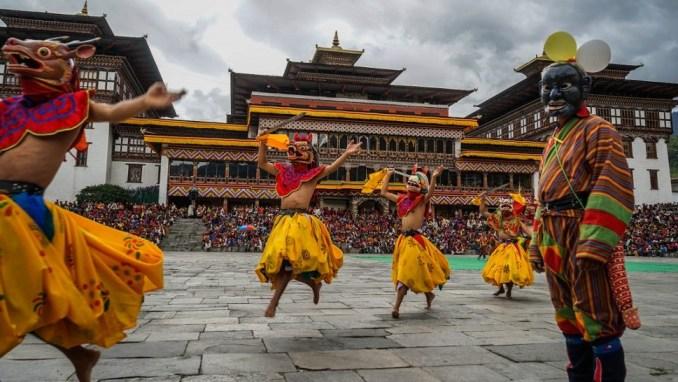 BHUTAN TRAVEL ATTRACTIONS
