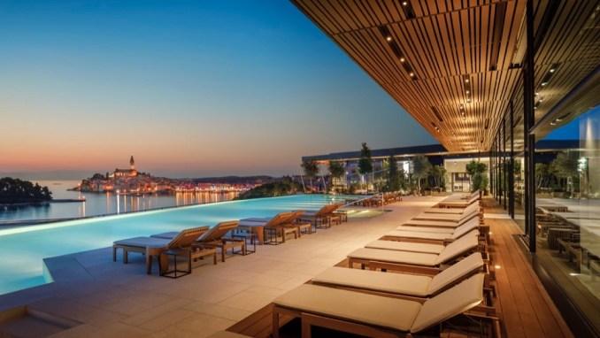 GRAND PARK HOTEL ROVINJ, CROATIA