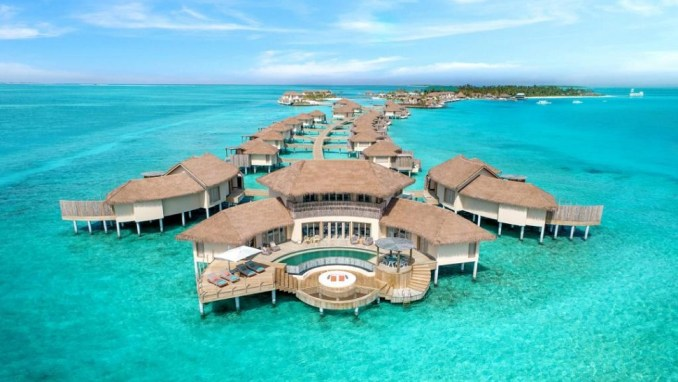 INTERCONTINENTAL MALDIVES MAAMUNGAU RESORT