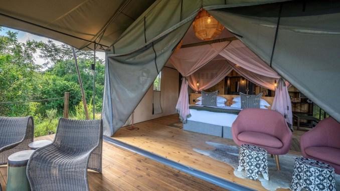 MAGASHI CAMP, RWANDA
